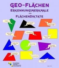 GEO-FLÄCHEN Erkennungsmerkmale und Flächendiktate