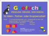 GEOFUCHS - Spiegelung-Drehung-Verschiebung, 12er-Set