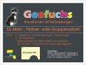 GEOFUCHS - Grundformen mit Veränderungen und Aussparungen mit CD