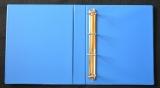 PVC-Ringbuch-Ordner DIN A4 mit Einsteckfächern